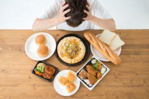 太りやすい食べ物